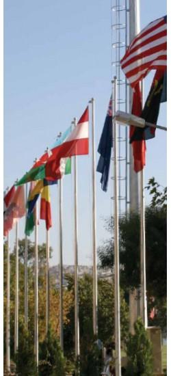 Standart Bayrak Direkleri
