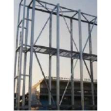 Civatalı Çelik Konstrüksiyon İmalat