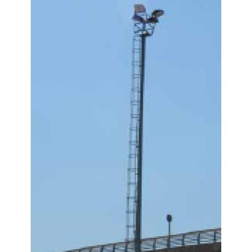 Koruma Merdivenli Sepetli Projektör Direği